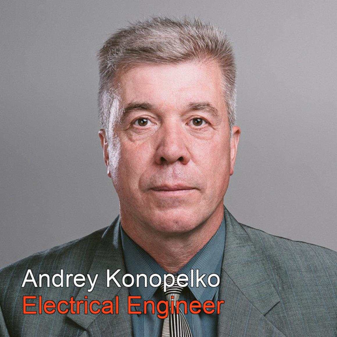 Andrey Konopelko BW