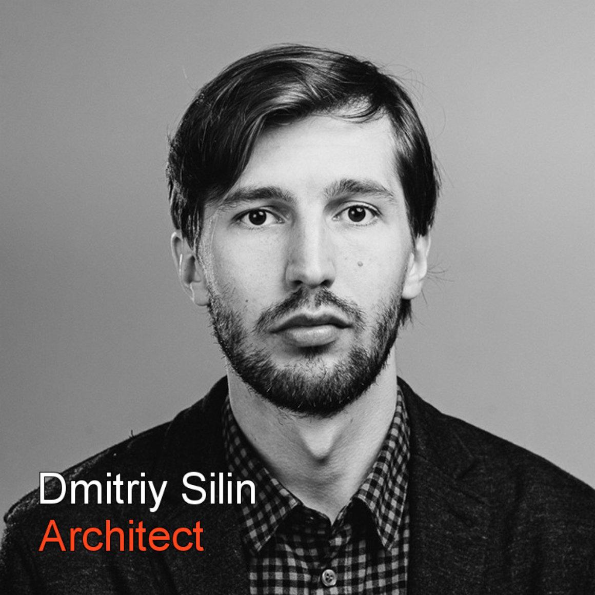 Dmitri Silin Architect BW